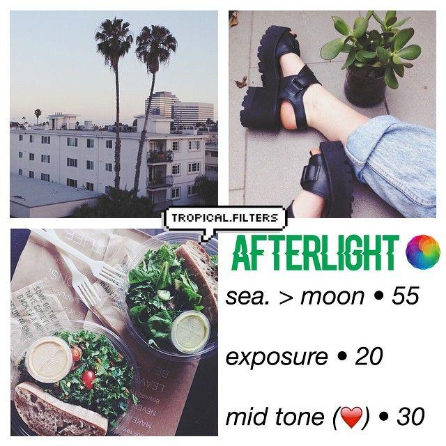 Instagram photo by @tropical.filters via ink361.com