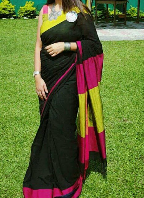 Pure Lenin Sarees | Buy Online Lenin Sarees | Elegant Fashion Wear