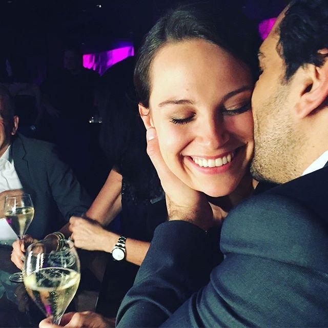 Pin for Later: 8 Fotos von Elyas M'Barek und seiner Freundin, die einfach für sich sprechen Elyas M'Barek wünscht seiner Freundin alles Gute zum Geburtstag auf Instagram