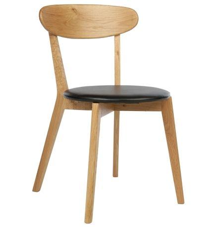 Nandor Dining Chair  matt blast $175