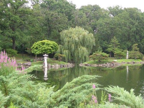Japanese Garden, Delaware Park, Buffalo, NY