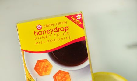 Our Products - honibe® honey drop® is a solid honey serving (1tsp=5g) made with 100% all natural, pure dried honibe® honey.