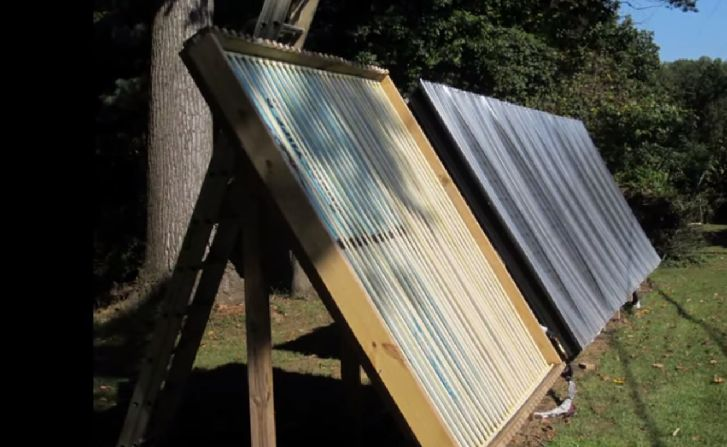 Making A Better Solar Thermal Hot Water Heater for Your Home – D.I.Y.