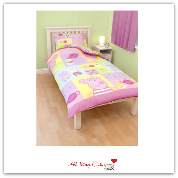 Peppa Pig Bedding And Home Goods