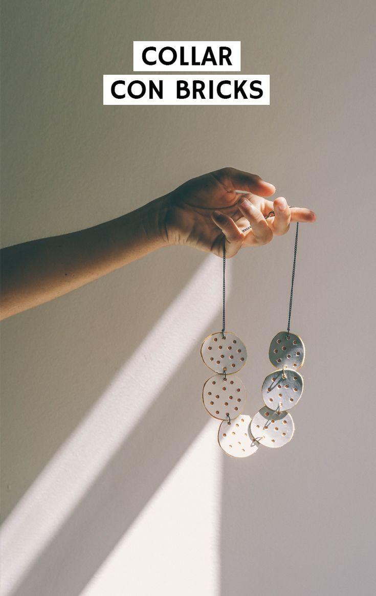 Tutorial sobre cómo crear bisutería reciclando envases tetrabrick o tetrapack Diy Tutorial, Upcycle, Crochet Earrings, Jewelry, Fashion, Shape, Cute Things To Draw, Create, Tutorials
