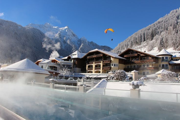 Winter in the Tyrolian Alps 2016 @ 5 Star STOCK resort Hotel, Zillertal, www.stock.at