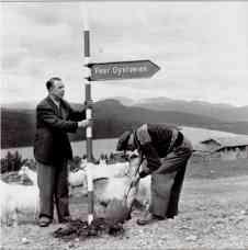 Peer Gynt road, Skeikampen - Gålå, Norway