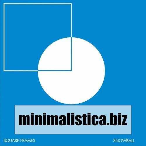 Square Frames  Snowball - http://minimalistica.biz/square-frames-snowball/