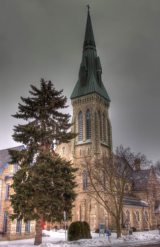 St. George's Anglican Church @ Guelph Downtown