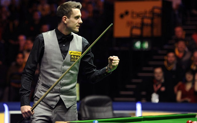 Mark Selby Clinches Winning Frame, Finals, Betfair Masters 2013