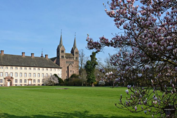 Corvey Abbey (Höxter, Germany)