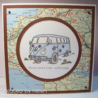 Using 'Digi VW Campervan'