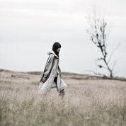 Warm grey over coat, great addition to your autumn/winter wardbrobe by McVerdi