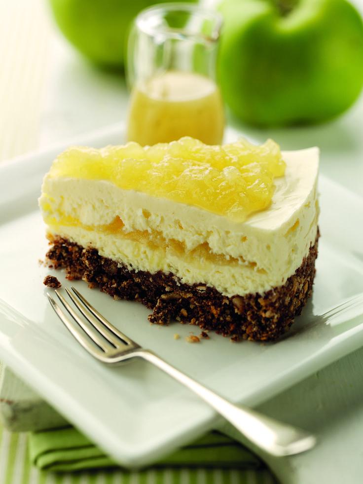 Phil Vickery's Bramley Apple Cheesecake | Bramley Apples