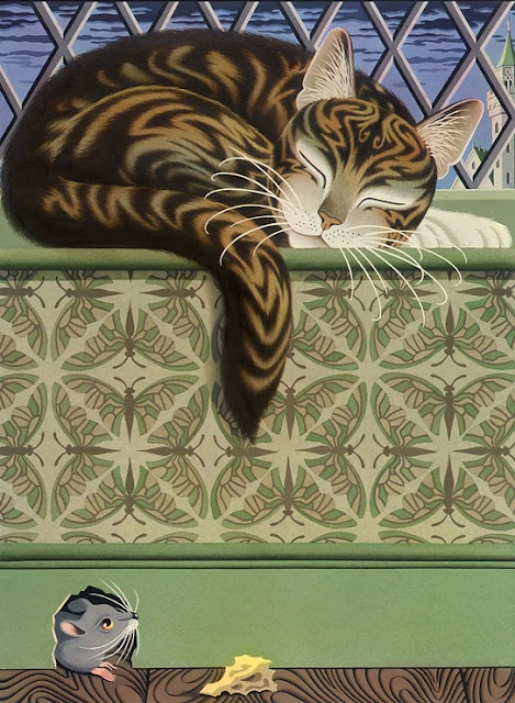 Tony Meeuwissen, Cat and mouse