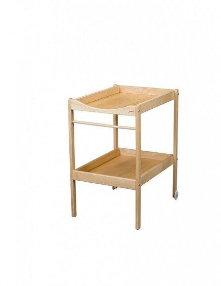 TABLE A LANGER ALICE NATUREL - ALICE NATUREL - COMBELLE