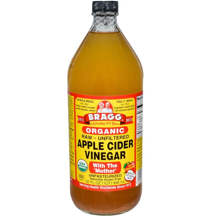 Bragg, Organic Apple Cider Vinegar with The 'Mother', Raw-Unfiltered, 32 fl oz - iHerb.com   Just started the health drink, I am very excited! Iherb is an awesome place to order health related items cheapest prices out there!