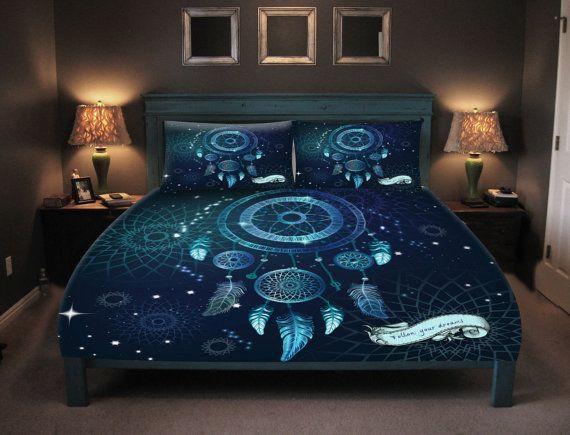 Dream Catcher Bedding Duvet Cover Set 0r Comforter By Folkandfunky
