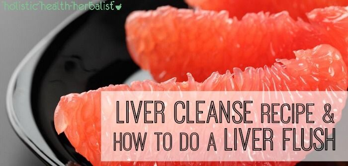 If you're feeling fatigued, have incessantly dry skin, and suffer from acne, you may need to do a liver cleanse to help flush toxins and balance hormones!