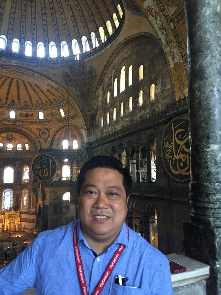 Hagia Sophia Istanbul 2015