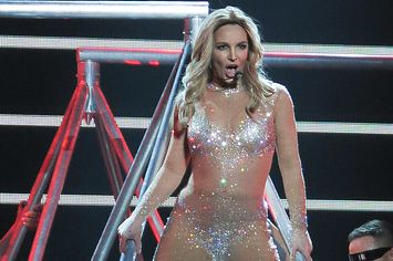 Things I Overheard At The Opening Night Of Britney Spears' Las Vegas Show  | Pinned by http://www.thismademelaugh.com