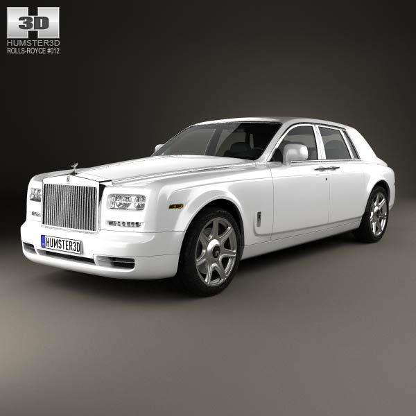 26 best Rolls-Royce 3D Models images on Pinterest | Rolls royce ...