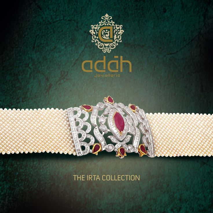 Gorgeous bracelet from the Irta Collection! #AdahJewelleria #Adah #Jewelleria #Jewellery
