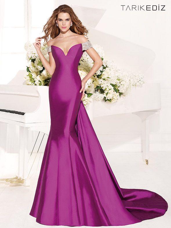 90 best Vesidos de noche ♥ images on Pinterest | Evening gowns ...