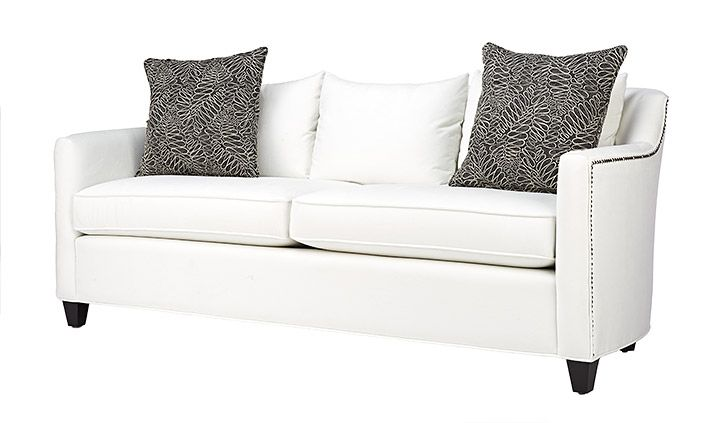 The Downey Sofa is part of the Jane by Jane Lockhart furniture line.