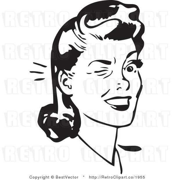 1950S Clip Art Free Download