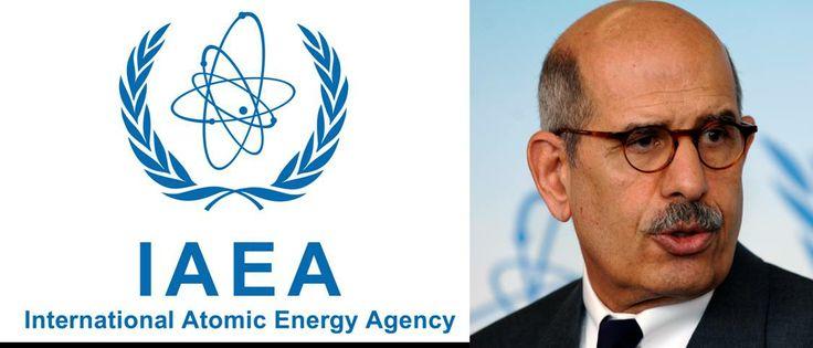 Prix Nobel de la paix 2005 - Ce prix distingue l'Agence internationale de l'énergie atomique (AIEA) et son Directeur général, Mohamed El Baradei, dans leurs efforts visant à prévenir l'usage de l'énergie nucléaire à des fins militaires. En savoir plus : http://www.iaea.org/