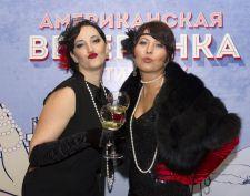 15 ноября - Генеральное консульство США в баре Cosmopolitan, в самом центре Алматы организовала «Американскую вечеринку в стиле 20-х» Только одну ночь гости этого вечера смогли оказаться в эпохе «Ревущих двадцатых» и насладиться ...