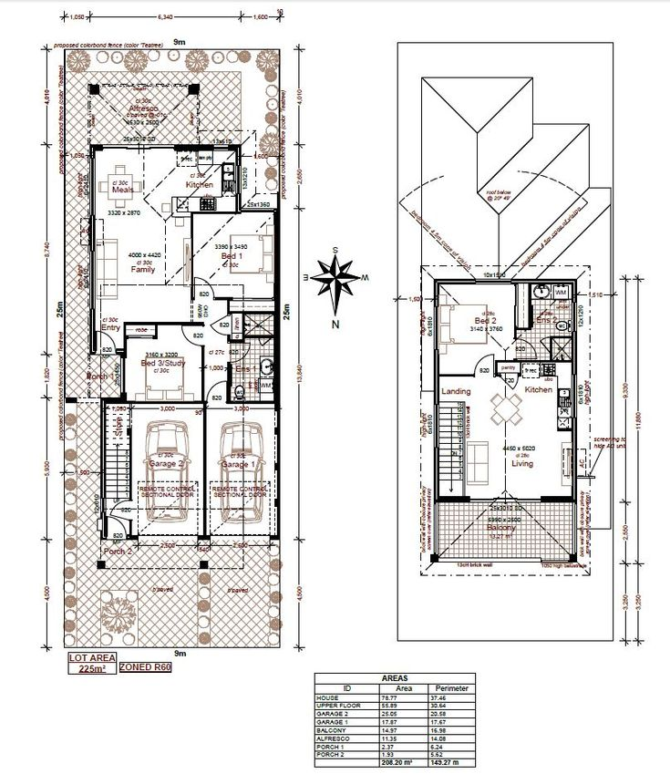 The 25+ Best Double Storey House Plans Ideas On Pinterest | Double