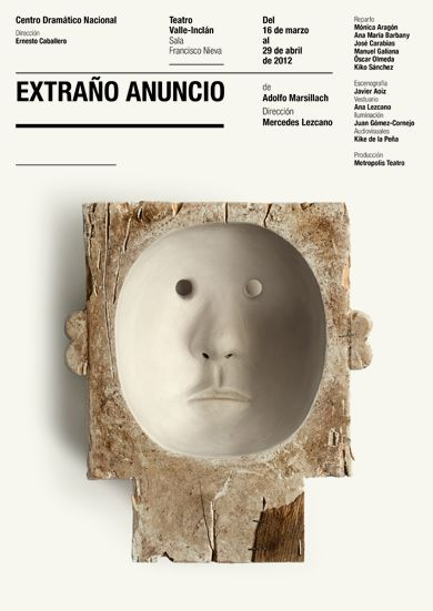 Centro Dramático Nacional : Isidro Ferrer