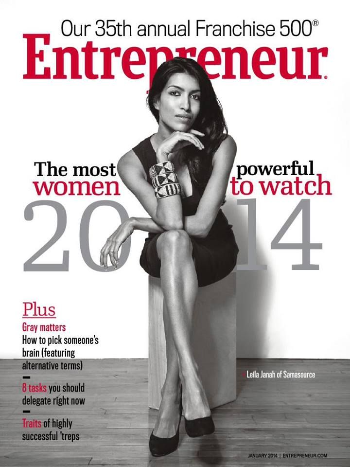 The 7 Most Powerful Women to Watch in 2014