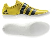 ADIZERO DISCUS/HAMMER 2   #Adidas #TrackandField #FieldEvent #Competition #Yellow #Sports #DiscusHammer