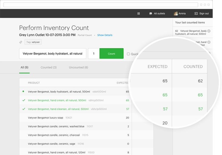 Inventory management software provides the real-time access to - sample inventory tracking