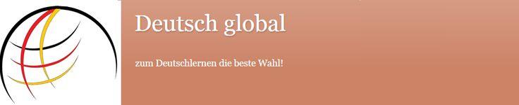 Deutsch global: Zertifikat B1 Goethe/ÖSD: Ein Thema präsentieren
