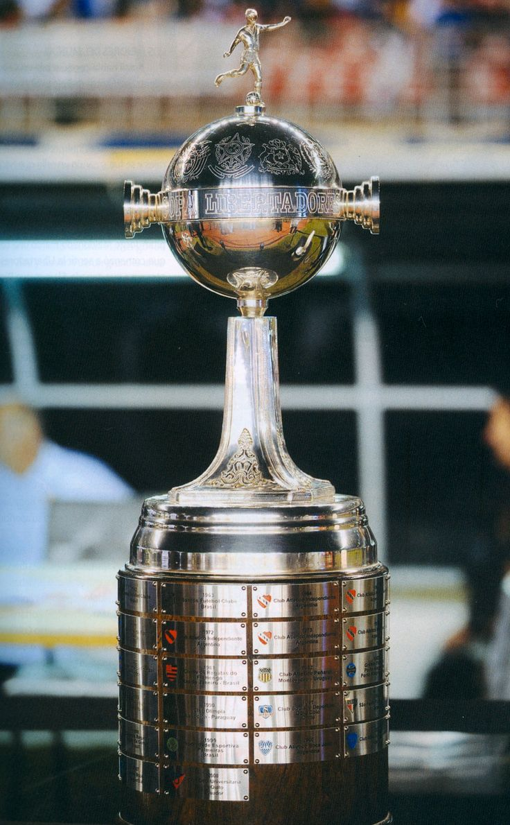 CONMEBOL Copa Libertadores  -- Trophy (South American international clubs) http://en.wikipedia.org/wiki/Copa_Libertadores