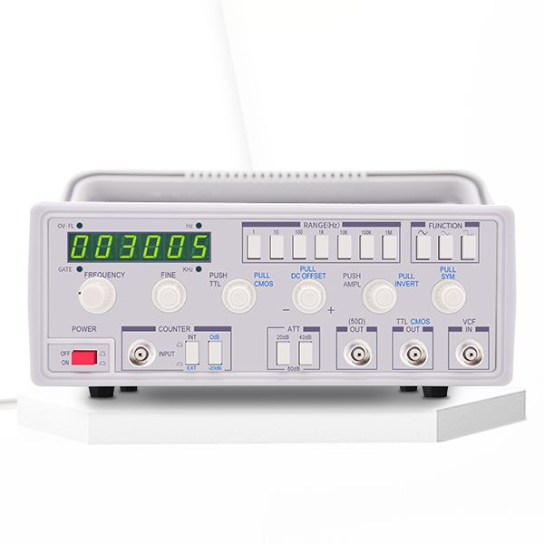 Signal Generator Mfg 3000 Series In 2020 Triangle Square Frequency Response Generation