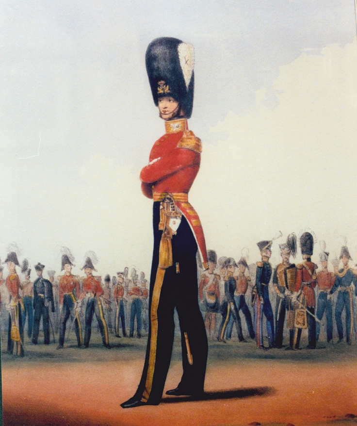Scots Gds 1833