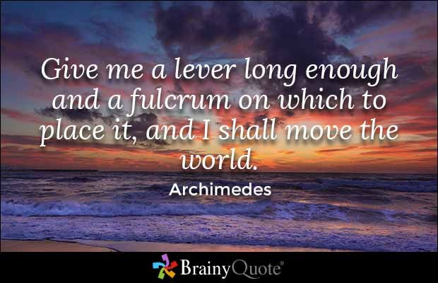 Archimedes Quotes - BrainyQuote mathematician