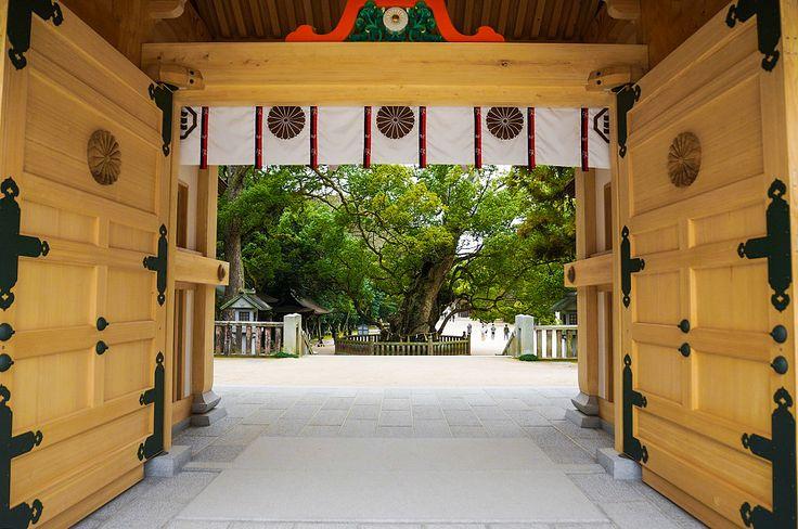 Oyamazumi Shrine/ehime