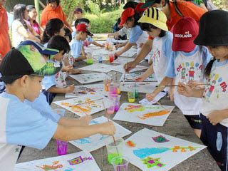 Jendela alam, ini tempat wisata anak terfavorit di lembang Bandung jawa barat indonesia