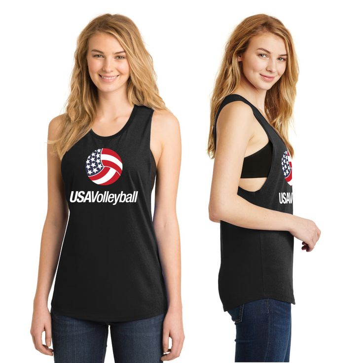 USA Volleyball Women's Tank Top | USA Volleyball Shop