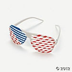 patriotic-shutter-glasses 8.50/doz. Oriental Traiding