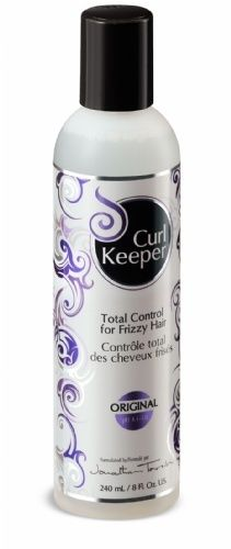 Curly Wavy Hair Solutions, Curl Keeper 33.8oz