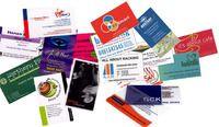 Névjegykártyák készítését rövid határidővel vállaljuk Szentkirályi, és Klinikák üzletünkben.