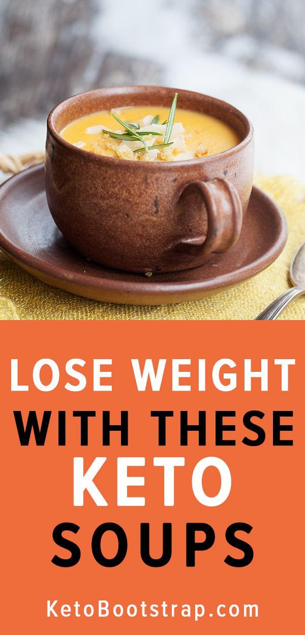 Ketosuppen-Rezepte: 9 köstliche ketogene Suppen, die großartig schmecken