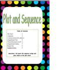Plot and Sequence Reading: this plot and sequence has students practice using Cinderella, Three Billy Goats Gruff, Rumplestiltskin, Gingerbread Cow...